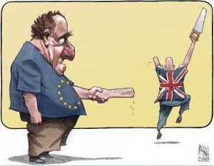 Cartoon by Bruce Mackinnon